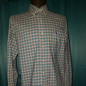 Ralph Lauren shirt size medium